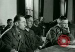 Image of Trial of Nazi Franz Strasser Dachau Germany, 1945, second 44 stock footage video 65675021221