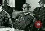 Image of Trial of Nazi Franz Strasser Dachau Germany, 1945, second 52 stock footage video 65675021221