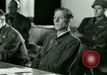 Image of Trial of Nazi Franz Strasser Dachau Germany, 1945, second 53 stock footage video 65675021221
