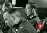 Image of Trial of Nazi Franz Strasser Dachau Germany, 1945, second 57 stock footage video 65675021221