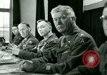 Image of Trial of Nazi Franz Strasser Dachau Germany, 1945, second 61 stock footage video 65675021221