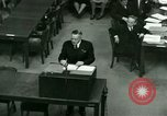 Image of The Einsatzgruppen Case Nuremberg Germany, 1947, second 27 stock footage video 65675021230