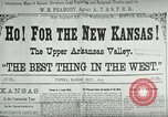 Image of immigrants and westward expansion in late 1800s America United States USA, 1900, second 6 stock footage video 65675021236