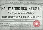 Image of immigrants and westward expansion in late 1800s America United States USA, 1900, second 7 stock footage video 65675021236
