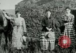 Image of immigrants and westward expansion in late 1800s America United States USA, 1900, second 18 stock footage video 65675021236