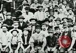 Image of immigrants and westward expansion in late 1800s America United States USA, 1900, second 25 stock footage video 65675021236