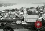 Image of immigrants and westward expansion in late 1800s America United States USA, 1900, second 44 stock footage video 65675021236