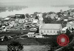 Image of immigrants and westward expansion in late 1800s America United States USA, 1900, second 46 stock footage video 65675021236