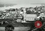 Image of immigrants and westward expansion in late 1800s America United States USA, 1900, second 47 stock footage video 65675021236