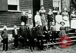 Image of immigrants and westward expansion in late 1800s America United States USA, 1900, second 52 stock footage video 65675021236