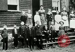 Image of immigrants and westward expansion in late 1800s America United States USA, 1900, second 53 stock footage video 65675021236