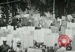 Image of American workers protest labor conditions United States USA, 1963, second 36 stock footage video 65675021237