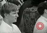Image of American workers protest labor conditions United States USA, 1963, second 48 stock footage video 65675021237