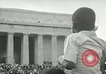 Image of American workers protest labor conditions United States USA, 1963, second 55 stock footage video 65675021237