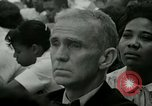 Image of American workers protest labor conditions United States USA, 1963, second 56 stock footage video 65675021237