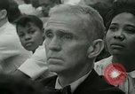 Image of American workers protest labor conditions United States USA, 1963, second 57 stock footage video 65675021237