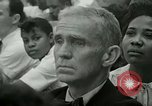 Image of American workers protest labor conditions United States USA, 1963, second 58 stock footage video 65675021237