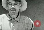 Image of faces of ordinary Americans early 1900s United States USA, 1930, second 14 stock footage video 65675021238