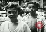 Image of faces of ordinary Americans early 1900s United States USA, 1930, second 56 stock footage video 65675021238