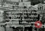 Image of the Berea College Berea Kentucky United States USA, 1933, second 39 stock footage video 65675021239