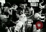 Image of girls design dresses Berea Kentucky United States USA, 1933, second 36 stock footage video 65675021246