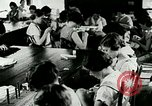 Image of girls design dresses Berea Kentucky United States USA, 1933, second 40 stock footage video 65675021246