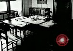 Image of display of furniture Berea Kentucky United States USA, 1933, second 30 stock footage video 65675021248