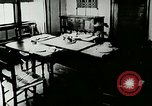 Image of display of furniture Berea Kentucky United States USA, 1933, second 32 stock footage video 65675021248