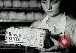Image of College bakery Berea Kentucky United States USA, 1933, second 47 stock footage video 65675021249