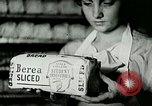 Image of College bakery Berea Kentucky United States USA, 1933, second 48 stock footage video 65675021249