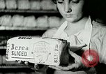 Image of College bakery Berea Kentucky United States USA, 1933, second 49 stock footage video 65675021249