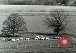Image of a modern dairy Berea Kentucky United States USA, 1933, second 24 stock footage video 65675021250