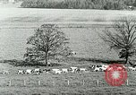 Image of a modern dairy Berea Kentucky United States USA, 1933, second 27 stock footage video 65675021250