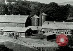 Image of a modern dairy Berea Kentucky United States USA, 1933, second 34 stock footage video 65675021250