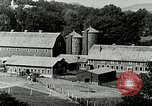 Image of a modern dairy Berea Kentucky United States USA, 1933, second 35 stock footage video 65675021250