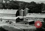 Image of a modern dairy Berea Kentucky United States USA, 1933, second 38 stock footage video 65675021250
