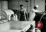 Image of a modern dairy Berea Kentucky United States USA, 1933, second 48 stock footage video 65675021250