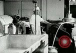 Image of a modern dairy Berea Kentucky United States USA, 1933, second 50 stock footage video 65675021250