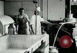 Image of a modern dairy Berea Kentucky United States USA, 1933, second 52 stock footage video 65675021250