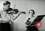 Image of Music training Berea Kentucky United States USA, 1933, second 6 stock footage video 65675021261