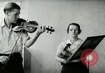 Image of Music training Berea Kentucky United States USA, 1933, second 7 stock footage video 65675021261