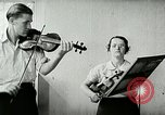 Image of Music training Berea Kentucky United States USA, 1933, second 8 stock footage video 65675021261