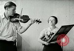 Image of Music training Berea Kentucky United States USA, 1933, second 9 stock footage video 65675021261