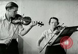 Image of Music training Berea Kentucky United States USA, 1933, second 16 stock footage video 65675021261