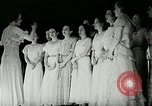 Image of Glee Club Berea Kentucky United States USA, 1933, second 9 stock footage video 65675021262