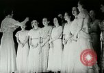 Image of Glee Club Berea Kentucky United States USA, 1933, second 12 stock footage video 65675021262