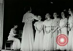Image of Glee Club Berea Kentucky United States USA, 1933, second 17 stock footage video 65675021262