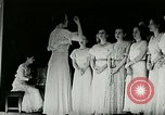 Image of Glee Club Berea Kentucky United States USA, 1933, second 18 stock footage video 65675021262