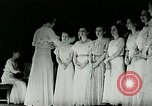 Image of Glee Club Berea Kentucky United States USA, 1933, second 19 stock footage video 65675021262