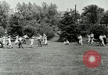 Image of Berea college student exercise Berea Kentucky United States USA, 1933, second 25 stock footage video 65675021265